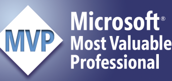 Selected as Microsoft MVP in Hyper-V!