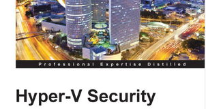 Newly Published Book on Hyper-V Security!